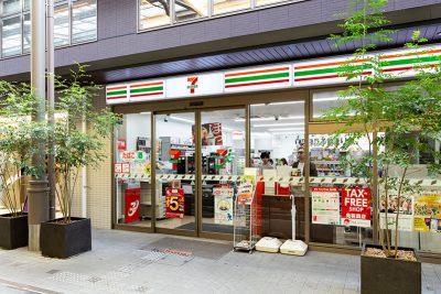 セブンイレブン 京都寺町六角店イメージ