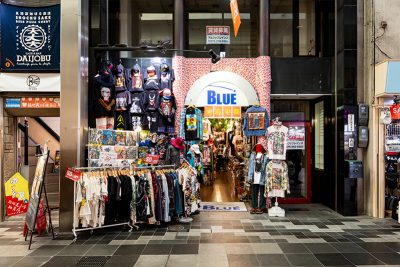 BLUE 京都寺町店イメージ