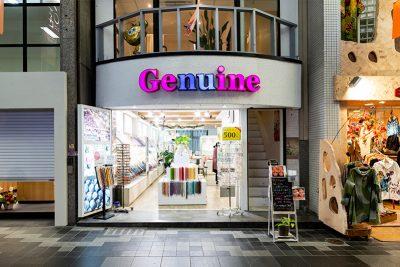 Genuine 京都店イメージ