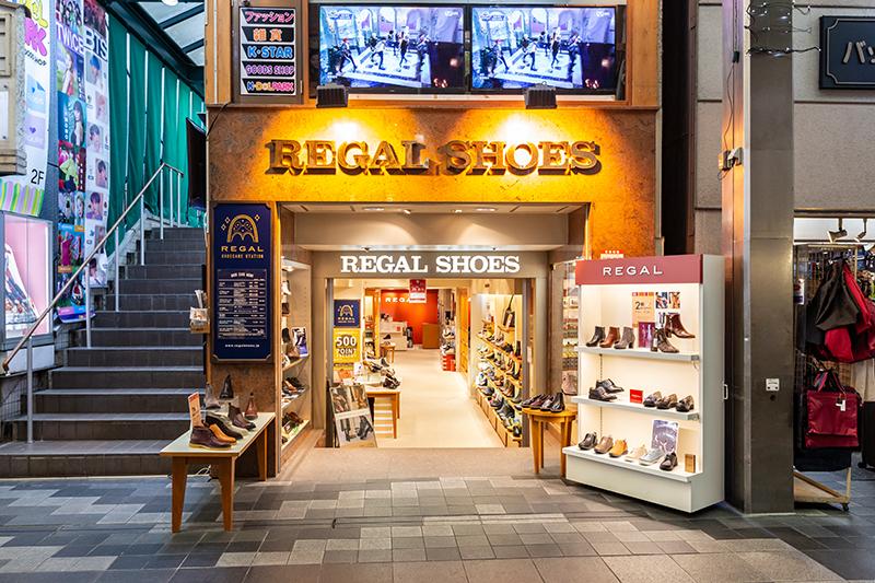 REGAL SHOES 京都四条寺町店イメージ