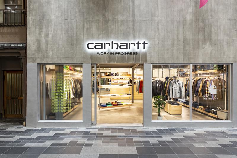 Carhartt WIP Store Kyotoイメージ